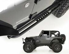 Smittybilt SRC Classic Sides with Step for 07-17 Jeep Wrangler JK 2 Door, 76638