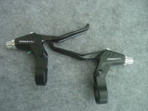 Tektro MT 3.0 a Pair Brake Handles Universal V-Brake-Canti Silver or Black