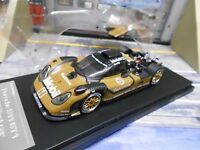 PORSCHE 911 GT1 Test Version Racing Warsteiner Le Mans HPI Highenddetail 1:43