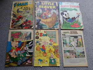 46 READERS and COVERLESS COMICS LOT ... AS IS