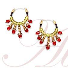 Lalo Orna Treasures The Earth Hoop Earrings