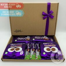 Large Cadbury Mixture Personalised Gift Box Hamper Birthday Christmas Present