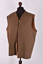 Barbour Classic Acryl Lining Bodywarmer Size C44 / 112cm Border Bedale