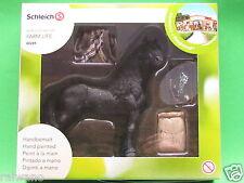 Schleich® World of Horses 42269 Pferdepflegeset, Friese Blitzversand per DHL