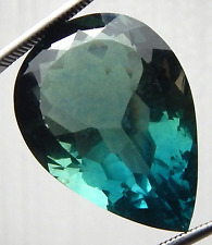 Color Change Fluorite 47.44ct Almost Flawless Natural Untreated 28x20 USA Seller