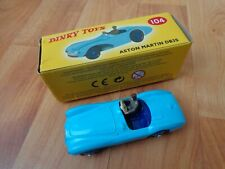 DINKY TOYS 104 ASTON MARTIN DB3S CAR - NEW BOXED - ATLAS EDITIONS