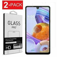 [2-Pack] MagicGuardz® Tempered Glass Screen Protector for Lg Stylo 6