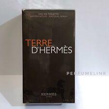 HERMES TERRE D'HERMES 200ml EDT Spray Men (100% Genuine)