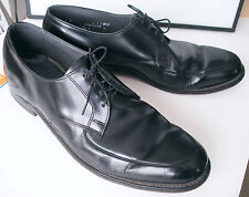 15 B 1960's Towncraft black leather Oxford Shoes- Biltrite USA- JC Penney- NICE!