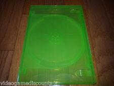1 Xbox 360 2 Disc Genuine Microsoft OEM Replacement Game Case CD DVD Box