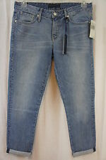 Juicy Jean Couture Sz 27 S Cydell Wash Relax Skinny Capri Cropped Jeans Casual
