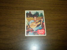 ELVIS PRESLEY card #37 Bubbles Inc. 1956 Printed in U.S.A. Topps