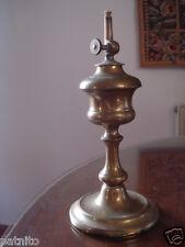 Ancienne lampe à huile XIXème. Gardon.SGDG. Antique oil lamp. Alte Öllampe