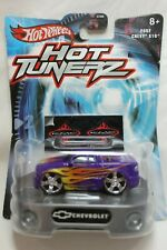 Hot Wheels 1:50 Scale 2003 Hot Tunerz Series 2002 CHEVROLET S10 (PURPLE FLAMES)
