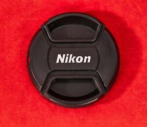 Nikon LC-55 Center Pinch 55mm Lens Front Cap