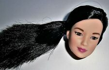 BARBIE MATTEL Lea Kayla DOLL Made to Move Head A. FASHION COLLEZIONE Konvult