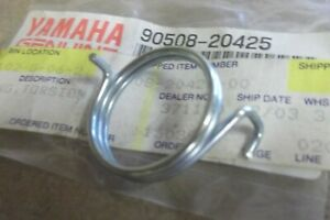 YAMAHA YZ490 IT250 IT465 YZ250 NOS FRONT BRAKE CAM LEVER SPRING - # 90508-20425