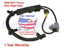 New ABS Wheel Speed Sensor for 2008 - 2011 Ford Focus Rear Back Right Passenger