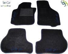 VOLKSWAGEN VENTO DAL /'91 AL /'98 TAPPETI AUTO tappetini posteriori uniti 4blok