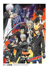 Hitman Reborn Group Wall Scroll Poster Anime Manga NEW