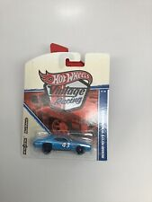 New ListingHot Wheels Vintage Racing Richard Petty '71 1971 Plymouth Gtx Nascar Stock Car