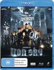 Iron Sky (Blu-ray, 2012)
