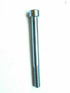 M10 x 1.25  fine pitch socket cap head bolts 12.9  BZP  2 pack  various lengths