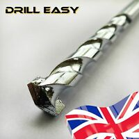 4, 5, 6, 8, 10mm Piece Tungsten Carbide Masonry Drill Bit Masonry Hammer Bit
