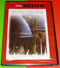 LA DELGADA LINEA ROJA / THE THIN RED LINE - English Español Deutsch  DVD R2 Prec