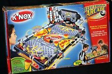 K'NEX Electronic Arcade Pinball Machine Speedball . Boxed. Never used.