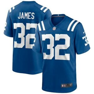 Indianapolis Colts Edgerrin James #32 Nike Men's NFL Retired Player Game Jersey