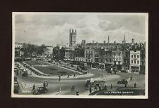 Gloucestershire Glos BRISTOL City Centre Used 1954 RP PPC