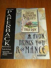 PAPERBACK ADVANCE FEBRUARY 2000 SPIRIT OF HOLIDAYS INGRAM AVON BOOKS US MAGAZINE