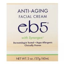 Anti-Aging Facial Cream eb5 with Synergex 2 oz