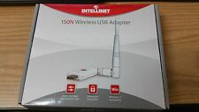 Intellinet Hi-speed USB 2.0 Wireless 150N USB Adapter DR8459