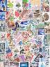 Lot 25 Timbres France Oblitérés Pochette Tous Differents / Stamps Sellos Briefm.