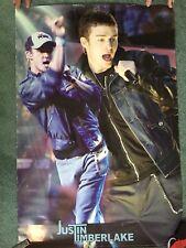 Lot Of (3) 24x36 Justin Timberlake Posters