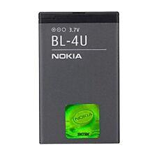 Nokia Akku BL-4U für E66 E75 6600 8800 Arte 3120 5530 5730 6600 Slide NEU