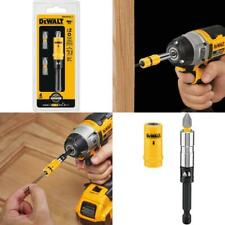 Dewalt 3 in. Screw Driving Bit Impact Magnetic Tip Holder 1/4 in Hex Power Tool