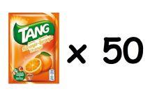 Lot de 50 sachets de tang goût orange, jus de fruit, envoi soigné
