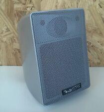 Teufel Concept G THX Satelliten Lautsprecher Silber * Wertig und sehr klangstark
