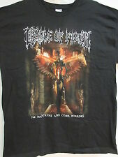 NEW - CRADLE OF FILTH MANTICORE HORRORS BAND CONCERT MUSIC T-SHIRT EXTRA LARGE
