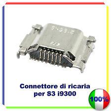 CONNETTORE RICARICA CARICA micro usb FLEX SAMSUNG Galaxy S3 i9300
