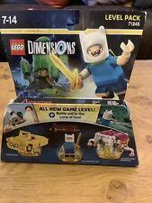 Dimensiones de Lego nivel de tiempo de Aventura totalmente nuevo en caja-ver fotos de condición de caja
