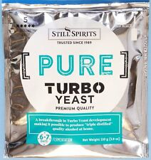 A package of Still Spirits Turbo Pure turbo yeast