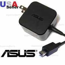 NEW - GENNUINE ASUS 24W 12V 2A AC Adapter AD2055320 SQUARE CONNECTOR /M-PLUG NEW