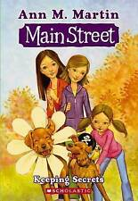 Main Street #7: Keeping Secrets by Ann M. Martin (Paperback, 2009) Tweens