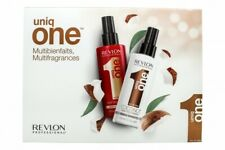 REVLON UNIQ ONE GIFT SET 150ML CLASSIC TREATMENT + 150ML COCONUT TREATMENT. NEW