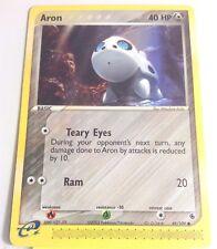 Pokemon Cards - Aron #49/109 Ruby & Sapphire [NM+]