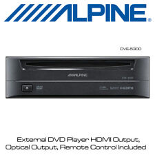 Alpine DVE-5300 Reproductor de DVD externo para iLX-F903D, X902D, iLX-702D, INE-W997E46
